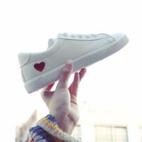 韩版百搭平底板鞋休闲学生鞋透气白鞋新款女鞋基础小白鞋