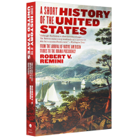 正版现货 美国简史 英文原版历史读物 A Short History of the United States 进口图