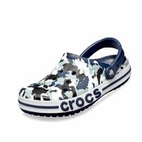 Crocs男女鞋卡骆驰贝雅卡骆班图案克骆格沙滩涉水速干凉鞋|205421 贝雅卡骆班图案克骆格