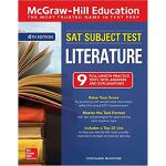 MHE SAT Subject Test Literature 3E