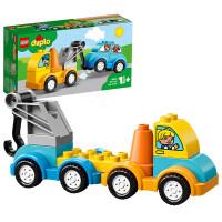 【当当自营】乐高(LEGO)积木 得宝DUPLO 玩具礼物1.5岁+ 我的拖车初体验 10883