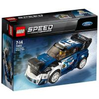【当当自营】乐高(LEGO)积木 超级赛车系列 玩具礼物 7-14岁 福拉力锦标赛赛车75885