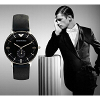 阿玛尼(ARMANI)手表男表超酷英伦风时尚款 AR1674/AR0382/AR0383/AR1647/AR1675/