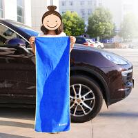 洗车大毛巾专水加厚 车内大号擦车巾车用大抹布擦车布