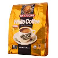 [当当自营] 马来西亚进口 益昌 AIK CHEONG白咖啡三合一 600g