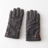 韩版学生款棉手套男冬 骑车手套男防风保暖加厚保暖 防寒