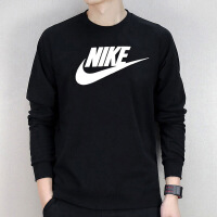 幸运叶子 Nike耐克卫衣男装春季新款运动服休闲上衣外套CI6292-010