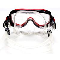 游泳镜大框防水防雾泳镜镜男女通用护鼻清晰游泳眼睛新品