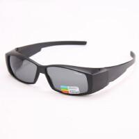户外专业近视偏光太阳镜墨镜近视套镜夹片镜司机镜近视驾驶眼镜