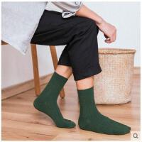 男袜子男士棉袜中筒春夏秋冬款加厚长袜子吸汗透气袜运动棉短袜