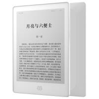 当当阅读器8 电子书 阅读器 电纸书 超轻薄300ppi纯平水墨屏16G内存 月光白