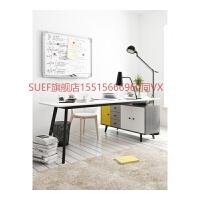 北欧风格转角台式电脑办公桌家用简约现代简易写字台卧室书房书桌 否