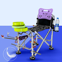 钓椅钓鱼椅钓鱼凳新款多功能折叠台钓椅渔具垂钓钓鱼用品