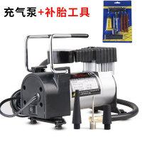 车载充气泵轮胎便携式汽车加气打气泵12v高压小轿车用多功能气筒新品