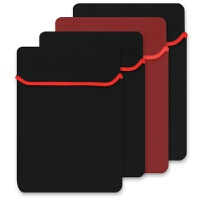 笔记本手提电脑内胆包减震内胆保护套11寸12寸13寸14寸15.6寸17寸 黑色