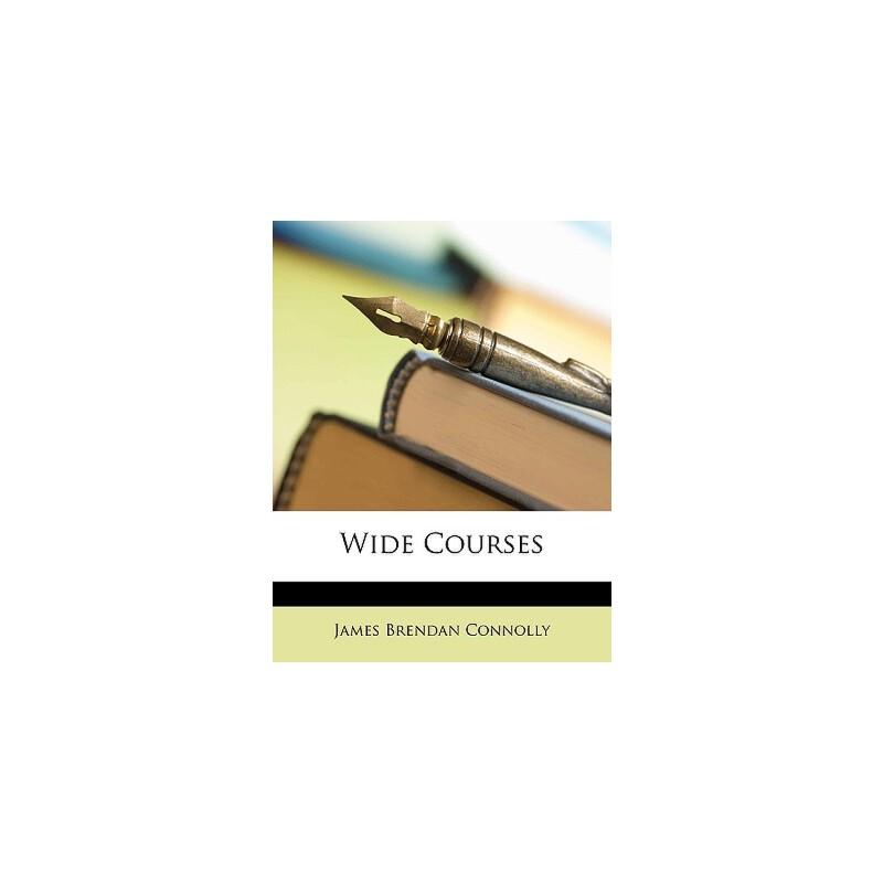 【预订】Wide Courses 预订商品,需要1-3个月发货,非质量问题不接受退换货。