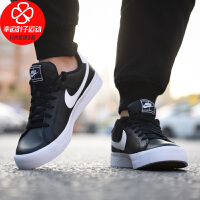 Nike耐克男鞋冬季新款�\�有�子低�洼p便休�e鞋板鞋BQ4222-002