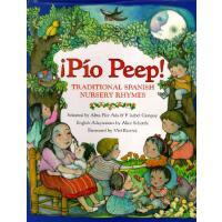 【预订】Pio Peep! Traditional Spanish Nursery Rhymes Bilingual