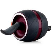豪华健腹轮家用腹肌轮巨轮大轮健身轮滚轮静音减腹多功能健腹器瘦腰减肥锻炼健身器材 豪华健腹轮