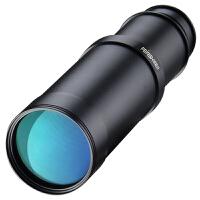 单单筒望远镜 高倍微光夜视演唱会观鸟镜伸缩海盗儿童望远镜 T05 10*50黑色
