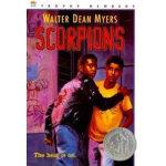 Scorpions 25th Anniversary Edition 蝎子(25周年纪念版,1989年纽伯瑞银奖) ISBN9780064406239