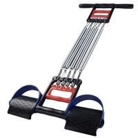 拉力器扩胸器男仰卧起坐拉力绳弹簧臂力器多功能运动家用健身器材