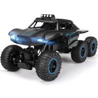 JJR/C 大型越野车39CM六驱攀爬遥控车小孩RC遥控汽车男孩电动赛车儿童玩具车