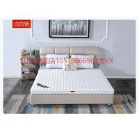天然椰棕床垫棕垫经济型硬棕公分床垫床床定制 12cm(豪华面料+3E棕8cm+乳胶2cm) 白 1