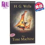时间机器 英文原版小说 英文版 The Time Machine H.G. 赫乔威尔斯 英文原版书 经典名著