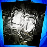 单位物业 家庭搬家环保垃圾袋 加厚 黑色 白色垃圾袋100*110 50只装