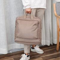 短途旅行包手提收纳袋子衣物衣服整理包大容量旅游出差行李袋韩版