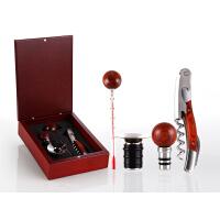 法克曼红酒礼品4件套装 酒具套装 开瓶器 酒塞 49522