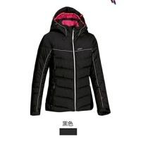 滑雪服女冬季户外加厚防风防水保暖单双板羽绒服上衣WED'ZE新品 XS 165/84Y