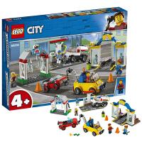 【当当自营】LEGO乐高 城市组系列 60232 汽车服务站