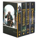 正版现货 霍比特人书指环王魔戒 英文原版 The Hobbit and The Lord of the Rings 4