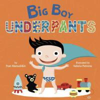 【预订】Big Boy Underpants