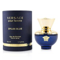 范思哲 Versace 迪伦女士香水 海神女士香水Dylan Blue EDP 50ml