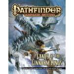 【预订】Pathfinder Campaign Setting: Lands of the Linnorm Kings
