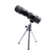 全金属30倍变倍高倍高清单筒望远镜夜视袖珍可伸缩单筒望远镜