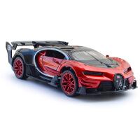 嘉业 独立装布加迪GT潜龙仿真合金汽车模型 儿童声光回力