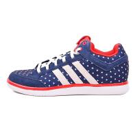 阿迪达斯Adidas F32402低帮网球鞋女鞋运动鞋 波点运动休闲鞋
