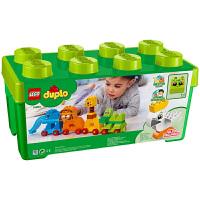 【当当自营】LEGO乐高积木得宝DUPLO系列10863 1.5-3岁我的创意动物大巡游