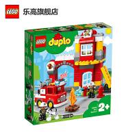 【当当自营】LEGO乐高积木得宝DUPLO系列10903 2岁+消防局出动