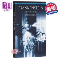 【中商原版】科学怪人英文原版小说英文版 Frankenstein Mary Shelley 玛丽・雪莱