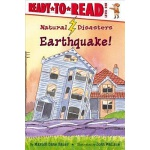 【中商原版】地震! 英文原版 EARTHQUAKE (RTR1-ND) Marion Dane Bauer 童书