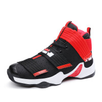 新款夏季高帮篮球鞋学生情侣运动鞋子大童鞋跑步鞋