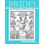 【预订】Brides Children's and Adult Coloring Book: Children's a