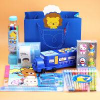 儿童文具套装礼盒小学生开学大礼包幼儿园男女生礼物批发学习用品