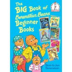 The Big Book of Berenstain Bears Beginner Books【英文原版】贝贝熊初级绘