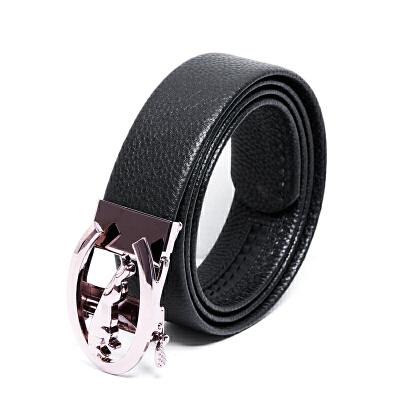 瑞士军刀霸气男士休闲自动扣皮带 腰带韩版潮SG1018